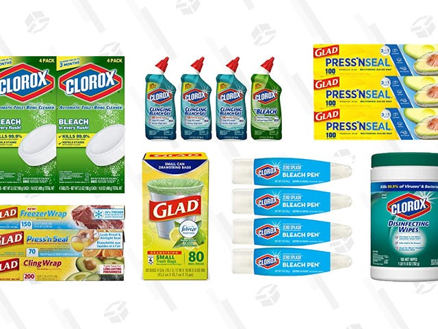 Save Big on Household Essentials with Today's Gold Box