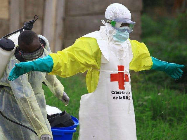 การระบาดของโรคอีโบล่าครั้งล่าสุดได้สังหารประชาชนกว่า 500 คนรวมถึงเด็กเกือบ 100 คน