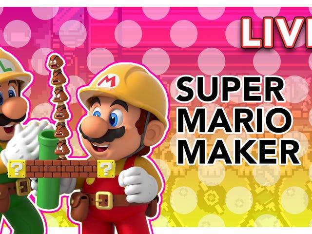 सुपर मारियो मेकर 2 आज बाहर है, जिसका अर्थ है कि कई निर्माता Marios बना रहे हैं जैसा कि हम बोलते हैं।  इसलिए हम चाहते हैं