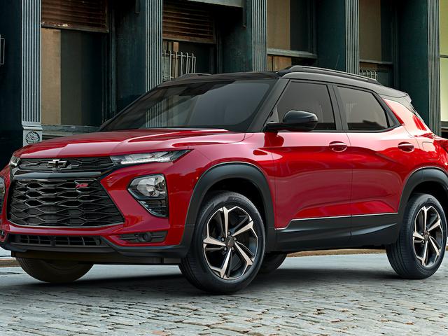 Le Chevrolet Trailblazer 2021 a l'air décent, mais ce n'est pas la bête hors route que vous espériez