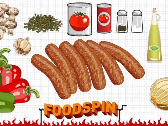 Comment faire des saucisses et des poivrons: Un guide pour le Stir Crazy