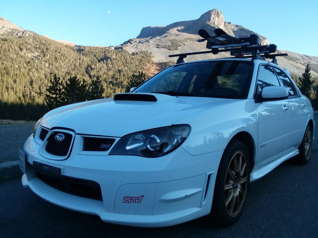 Yakima Roof Rack Initial Thoughts