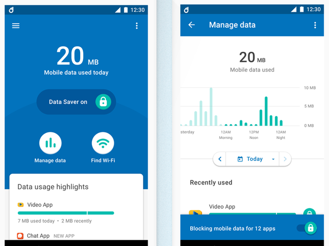 Google's Got a New App to Help You Save Mobile Data