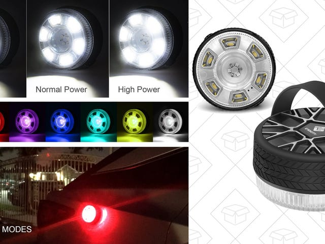 This Cheap LED Lamp Is Ridiculously Versatile