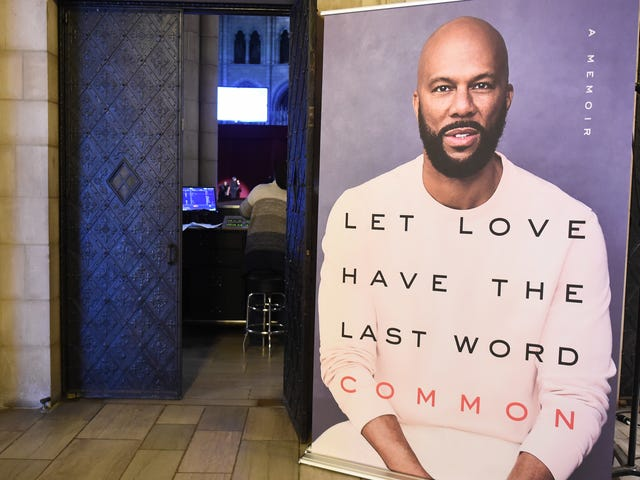 Common Speaks Out About His Childhood Sexual Assault