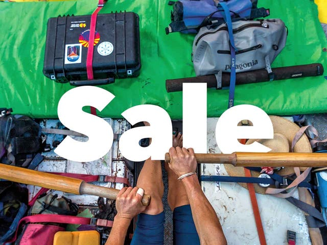 Patagonia's Massive Sale Means Discounted Camping Gear For All Your Adventures
