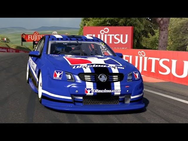 Want to Race in the iRacing V8 Supercars Premier Series?