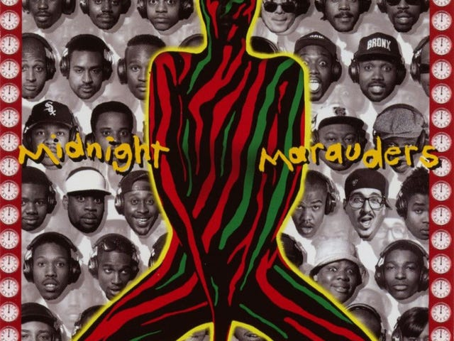 It's Official: Midnight Marauders by A Tribe Called Quest Is My Favorite Hip-Hop Album of All Time