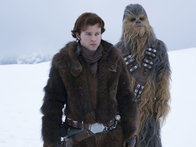 What We Liked (And Didn't Like) About Solo