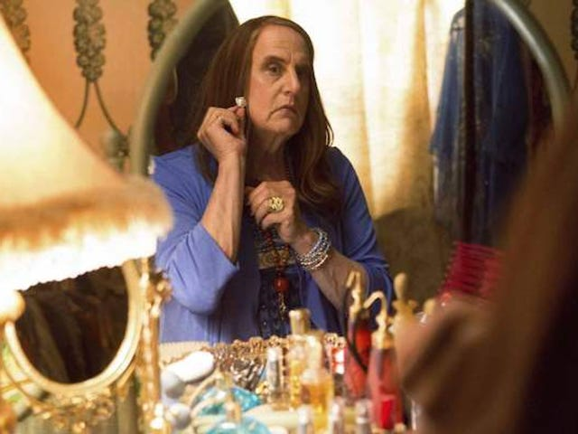 Transparent: A Show Where Transition Is the Default State