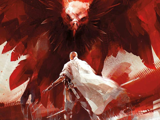 Check Out the Sparkling New Sci-Fi and Fantasy Books Coming Your Way in May