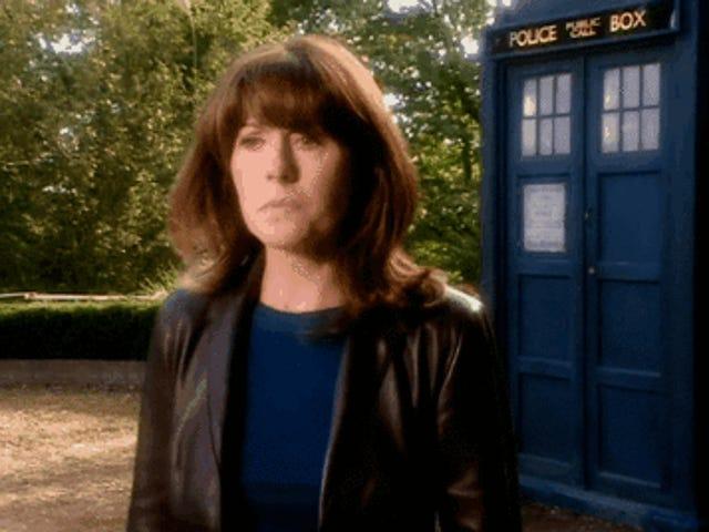 Doutor que diz adeus a nossa Sarah Jane em uma nova história comovente