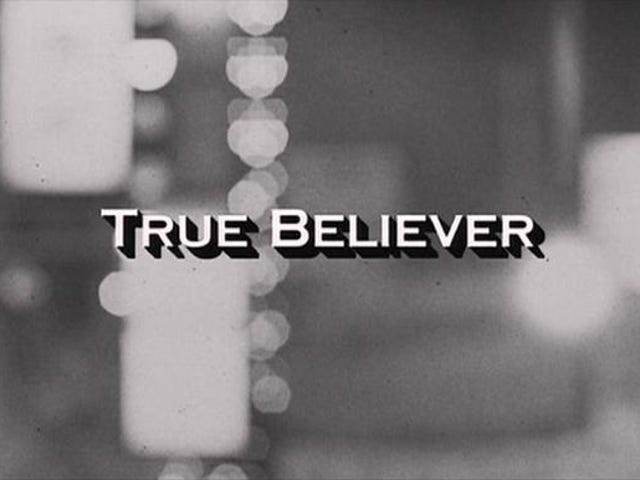 True Believer (1989) and James Woods in the 80s