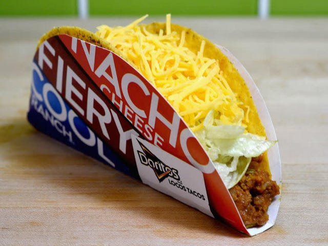 Taco Bell is killing the wrong taco