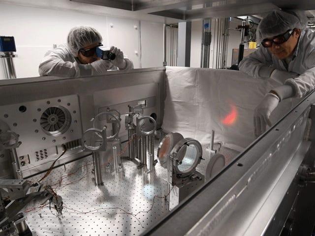 Pew-Pew: Wie klingen Laser eigentlich?