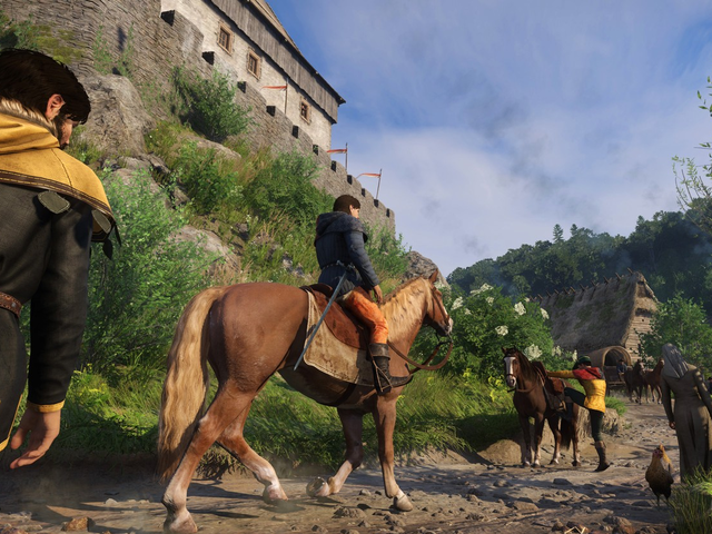 Witcher References Make Everything Better, Including Kingdom Come: Deliverance