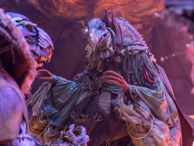 一个<i>Dark Crystal</i>视频游戏即将来到任天堂Switch,这是预告片