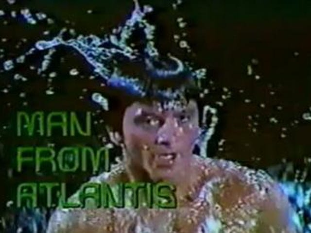 Manusia dari Atlantis