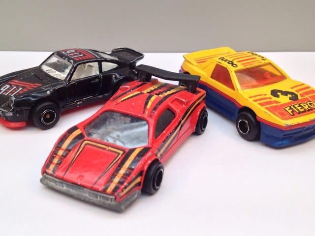 Major fun 80's trio.