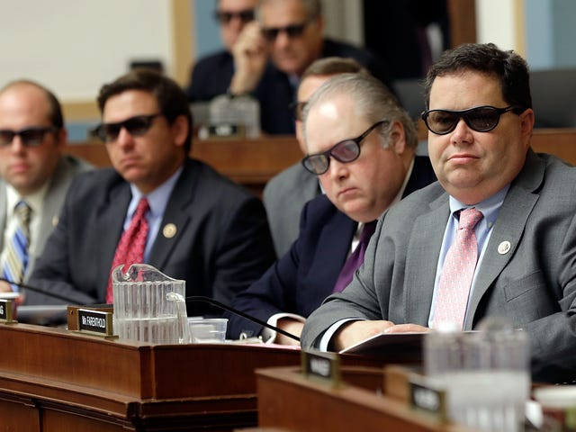 Report: Rep. Blake Farenthold Used Taxpayer Dollars to Settle Harassment Claims