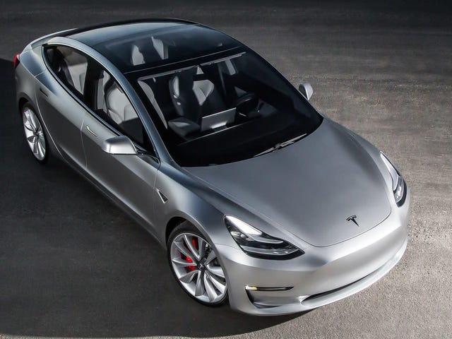 Fikirkan Dua Kali Mengenai Tesla Horsepower Hacks yang 'Diskaun'