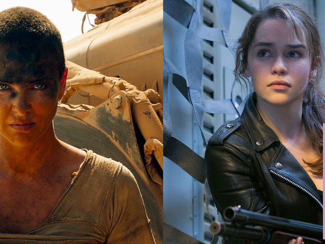 The 10 Best and 10 Worst Science Fiction And Fantasy Movies of 2015