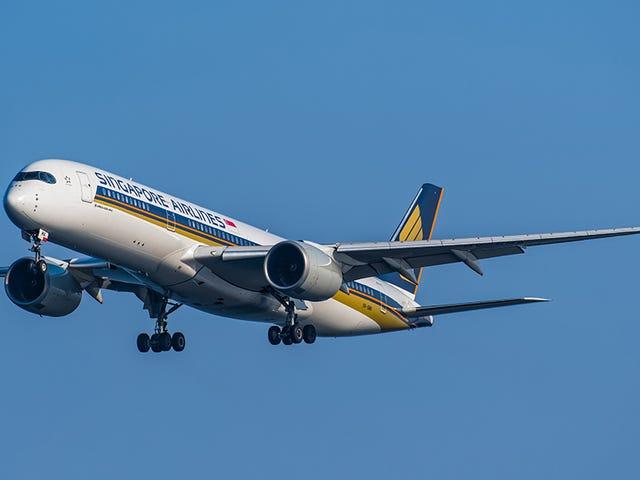 The World's Longest Flight Just Got Longer