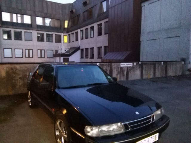 Selling the Saab.. for a.. Toyota?