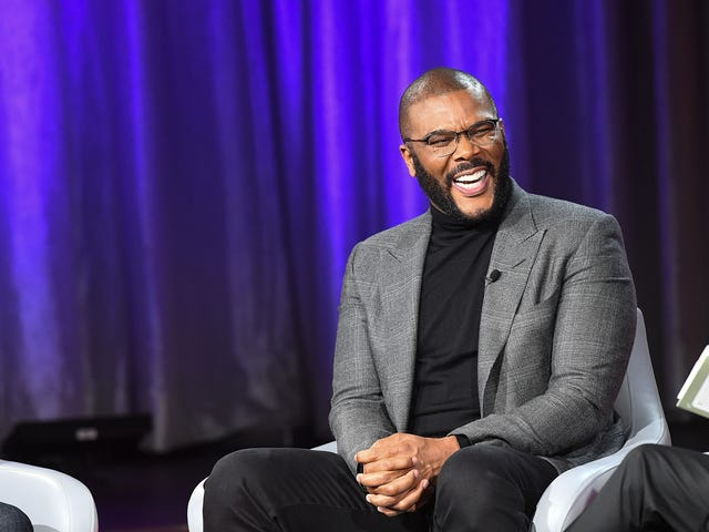 Tyler Perry Continues 'Random Acts of Kindness,' Pays Shoppers' Grocery Bills at 73 Stores in Atlanta and Louisiana