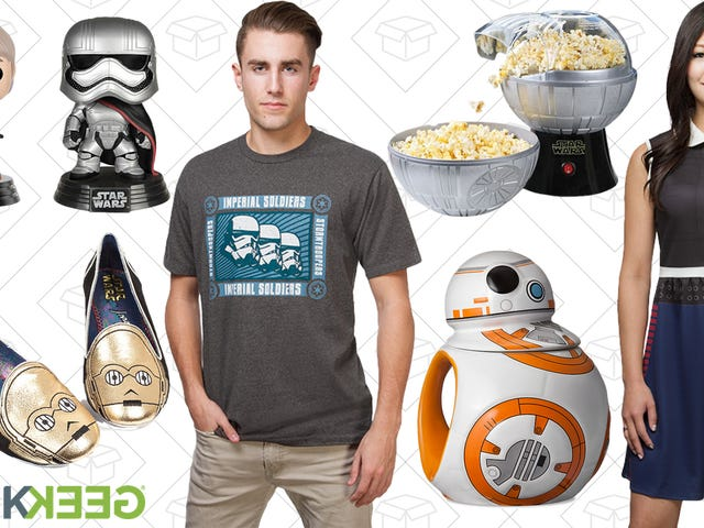 May the 4th Came Early with ThinkGeek's Huge Star Wars Sale