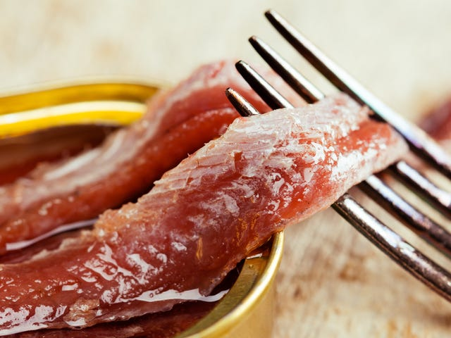 Melt Anchovies Into Butter and Put That Butter in Everything