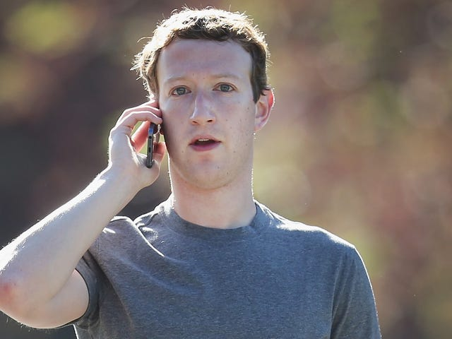 Facebook Was Fully Aware That Tracking Who People Call and Text Is Creepy But Did It Anyway