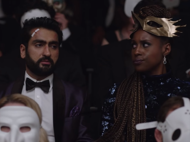 Date Night meets Eyes Wide Shut in this trailer for Kumail Nanjiani and Issa Rae's The Lovebirds