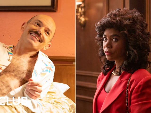 Paul Scheer and Regina Hall on Black Monday, short shorts, and where Scary Movie's Brenda is now