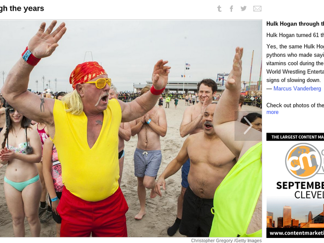 That Isn't Hulk Hogan, Yahoo