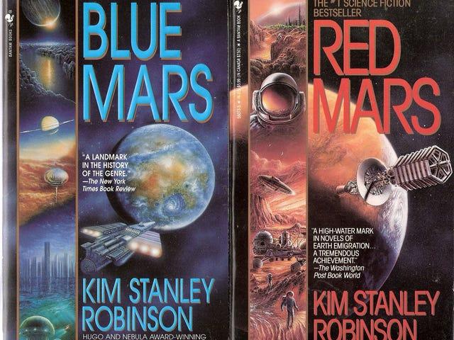 Kim Stanley Robinson dit que coloniser Mars ne sera pas aussi facile qu'il le pensait