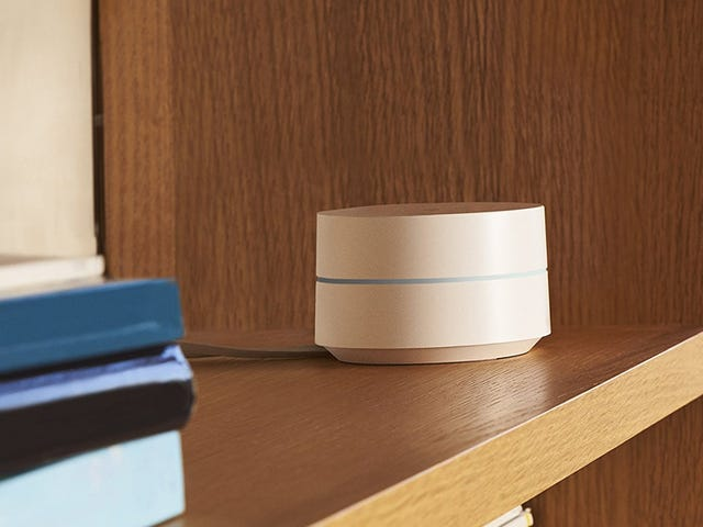 Save $20 On Google Wifi, and Experience Our Readers' Favorite Router System