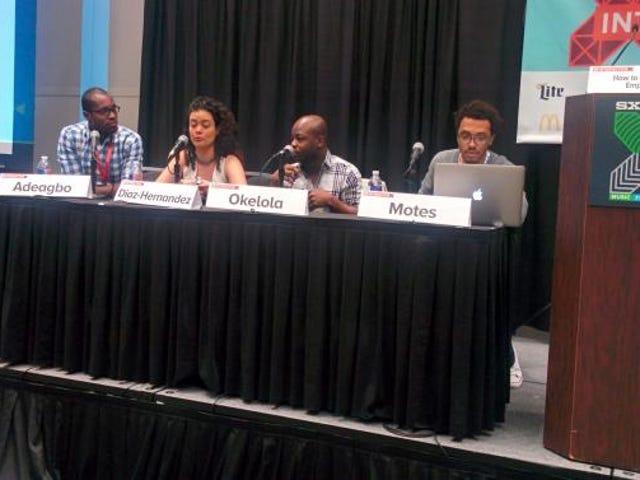 SXSW: Vad det är som att vara svart i Silicon Valley