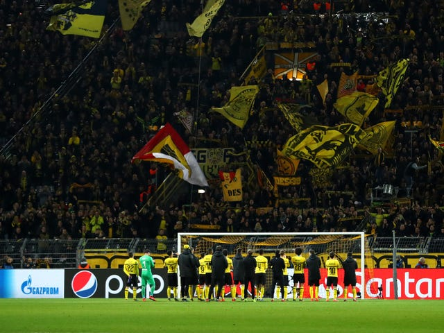 Borussia Dortmund Are Coming For Bayern Munich's Crown