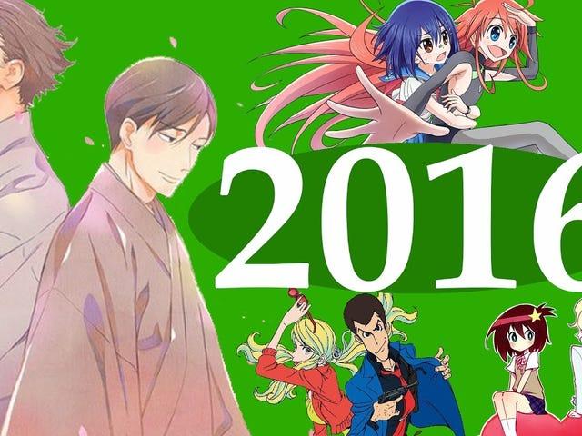 Le top 10 des anime les moins populaires de Grex en 2016