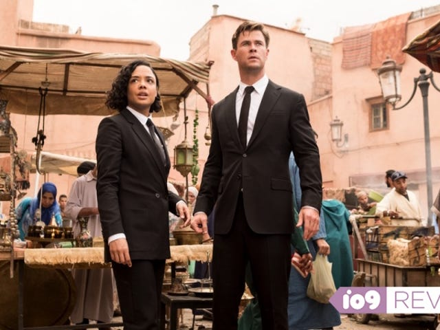 Men in Black: International Is a Galaxy of Fun for a New Generation