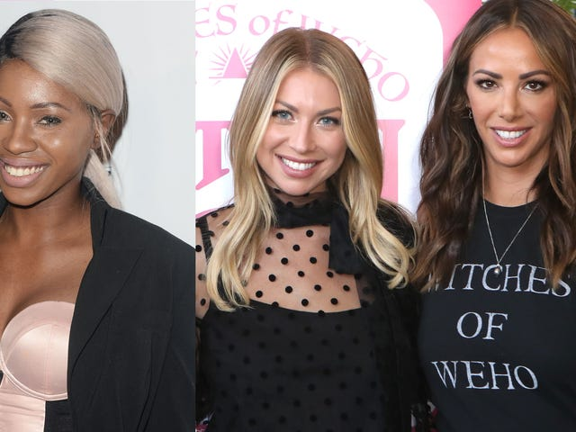 Stassi and Kristen Are Like, Super Sorry for Calling the Cops on Faith Stowers, But Are They Really?