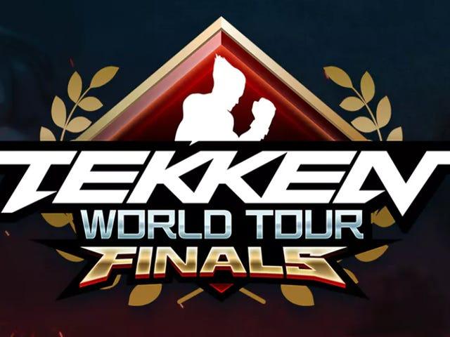 Giải thể thao điện tử cuối tuần - Chung kết Thế giới Tekken