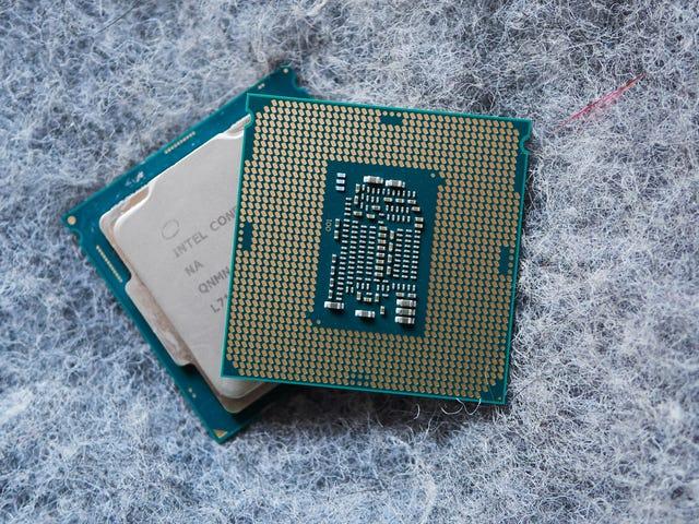 Warum ist Intel auf der Suche nach kleineren, schnelleren CPUs?