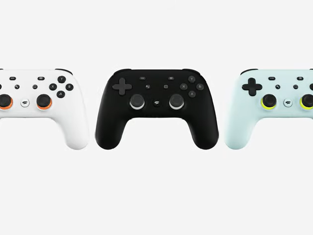 Google's Stadia Controller Looks Like it was Generated by an AI