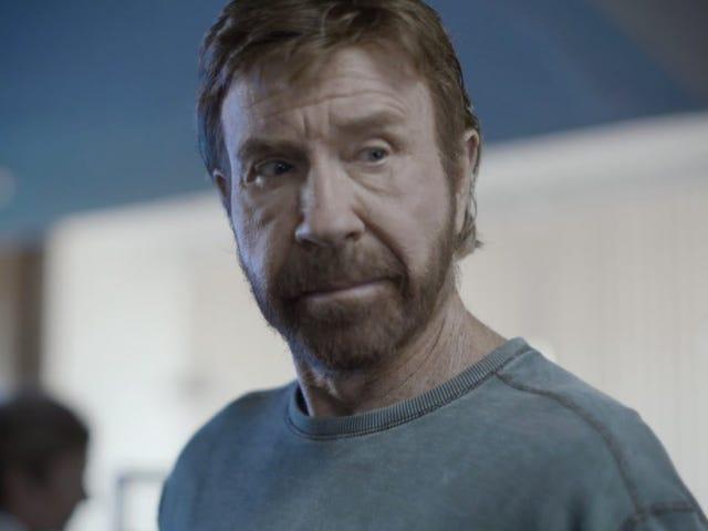 Super Heroes Basahin ang Chuck Norris Komiks