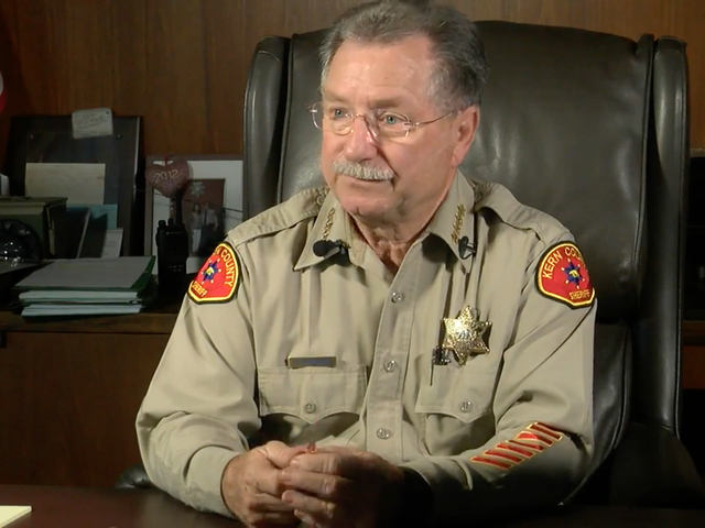 Sheriff of America's Deadliest Police Force Caught on Camera Admitting Killing Suspects Is 'Better Financially'