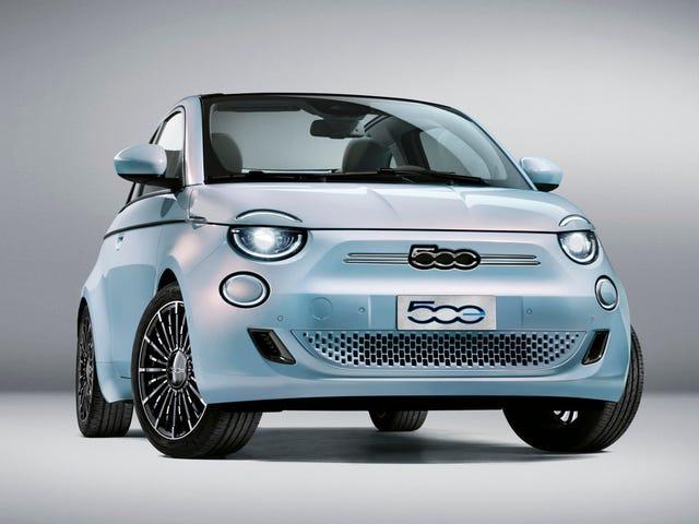 ฉันหวังเป็นอย่างยิ่งว่าเฟียตใหม่ของ Fiat 500 จะทำให้อเมริกากลับมาอีกครั้ง