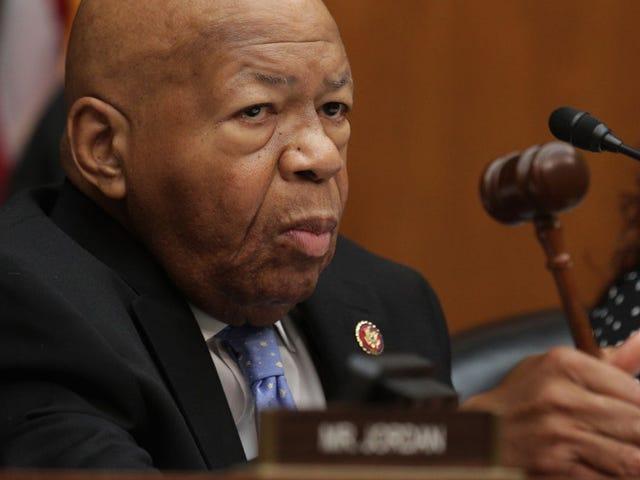 Le président était en colère au début de sa conversation sur le représentant Elijah Cummings [Mise à jour]