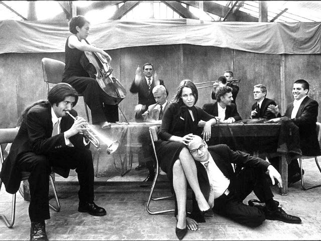 Pink Martini – 'The Gardens Of Sampson And Beasly'